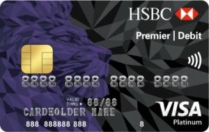 卓越理財 Visa 金融卡VISA白金卡