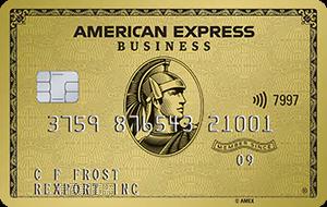美國運通商務金卡AMEX商務卡