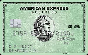美國運通商務卡AMEX商務卡