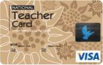 全國教師認同卡(原大眾)VISA金卡