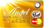Angel天使公益認同卡MasterCard金卡