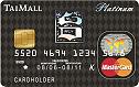 台茂聯名卡MasterCard白金卡