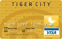 Tiger City 聯名卡VISA金卡
