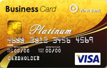 白金商旅卡VISA白金卡