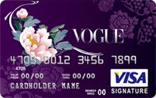 VOGUE聯名卡VISA御璽卡