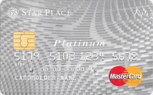 大立聯名卡MasterCard白金卡