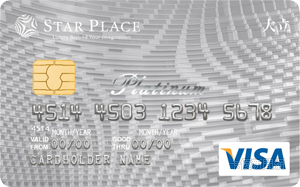 大立聯名卡VISA白金卡