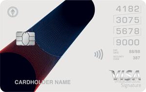 中油聯名卡VISA御璽卡