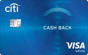 花旗現金回饋(悠遊)卡VISA無限卡