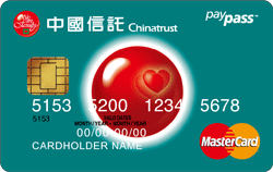 悠遊Debit卡MasterCard普卡